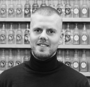 Sascha Blonzen Area Manager NRW Nord Thomas Henry
